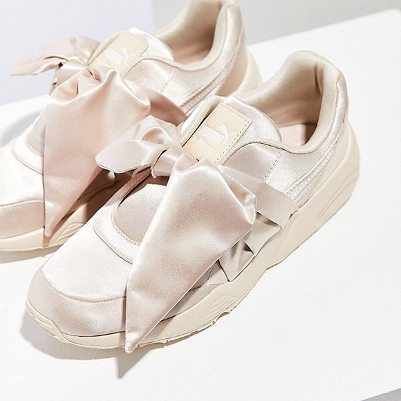 Fenty Puma by Rihanna Bow Sneakers